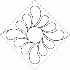 1000+ images about Free Motion Quilting Techniques on