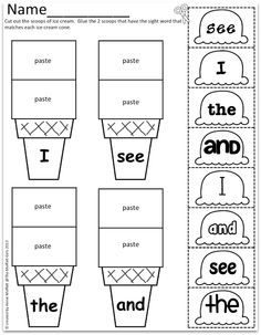 1000+ images about Fun with Sight Words on Pinterest