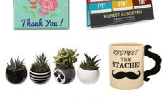 Creative Gift Ideas For Boss That You Can Get Boss