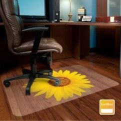 Rolling Office Chair On Carpet Green Velvet Dining Chairs Made-to-order Printed Chairmats Pinterest   Dark Granite, Carpets And Pink Accents