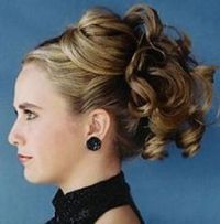 16 Pretty and Chic Updos for Medium Length Hair