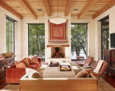pictures of contemporary living rooms decorated room classic 1000+ images about southwestern style on ...