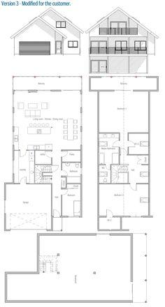 Bordeaux 50, Unit Floor Plans, Multi Dwelling House Plans