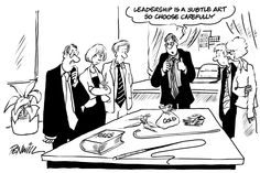 1000+ images about Leadership cartoons on Pinterest