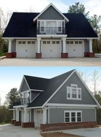 1000+ ideas about Attached Garage on Pinterest | Hud Homes ...