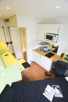 1000 images about Chambre de bonne on Pinterest  Tiny apartments Studios and Loft conversions