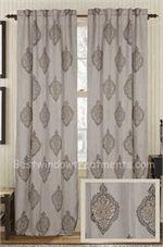 Radiant Linen Curtain Panel Best Window Treatments Window