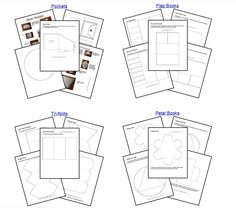 1000+ images about Flippables and Interactive Notebooks on