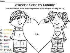 Dibujos para Colorear por numeros Colores numerados