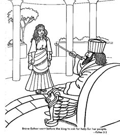 Peter Is Miraculously Released From Prison coloring page