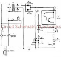 Circuit Diagram of 3000 watt power inverter 12V DC to 230V