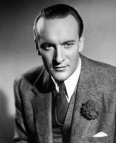 George Sanders & Company on Pinterest | Falcons, Dorian Gray and ...