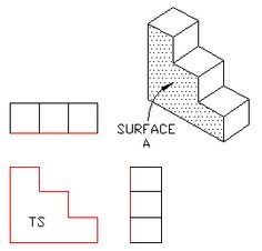 1000+ images about Orthographic Projection 1 on Pinterest