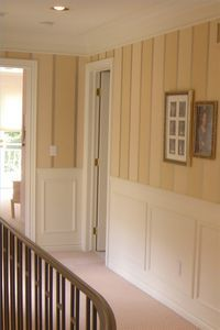 1000+ images about painted wood paneling on Pinterest ...
