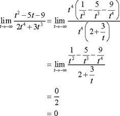 Ejercicios de límites,Indeterminación 1 elevado infinito