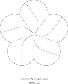 Spidron Tessellation: Crease Pattern by Daniel Kwan, via