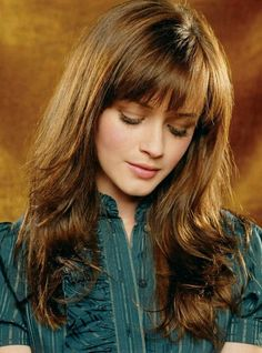 Alexis Bledel Remember Sunday Love Her Braided Hairstyles In