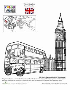 FREE PDF download and template Bigben, England