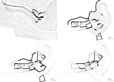 plansofarchitecture: Villa Shodhan, Le Corbusier, 1956