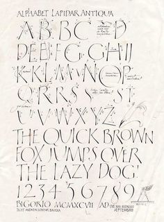 1000+ images about calligraphy ideas on Pinterest