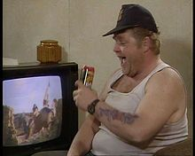 Image result for images of onslow watching tv