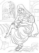 New Room Built for Elisha coloring page from Prophet