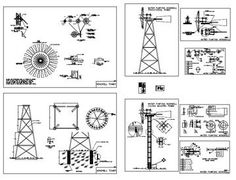 Country Windmill Wood Project Plan Display this small