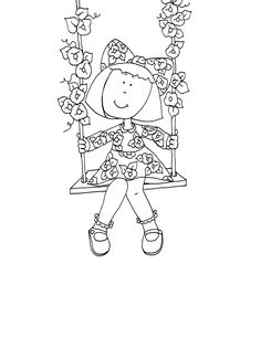 1000+ images about dearie dolls digital stamps on