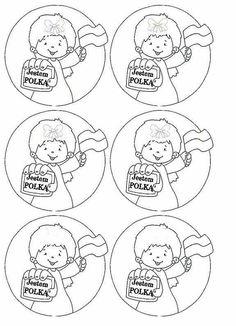 [:pl]Krzyżówka o Polsce dla dzieci do wydruku, Pokoloruj