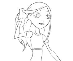 Free Online Printable Teen Titans Coloring Page