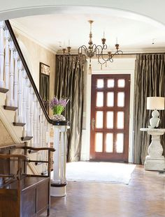 Front Door Sidelight Curtains Pinteres