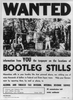 1000 images about PROHIBITION on Pinterest  Moonshine