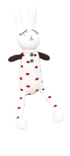 Sock toy cat, baby kitten soft toy, sock animal doll