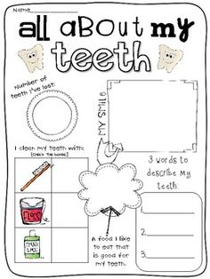 1000+ images about DENTAL HEALTH THEME on Pinterest