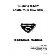 repair manual John Deere CCE Technical Manual TM-1763 PDF