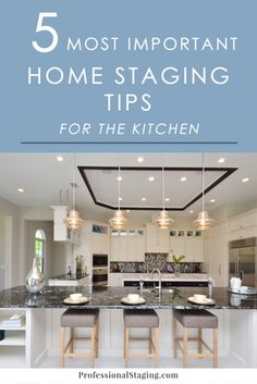 Staging Your Home Is Important For Your Sale Do You Avoid These