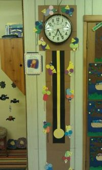 Fairy Tales door decoration