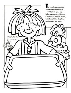 With this free printable coloring page, have your kids