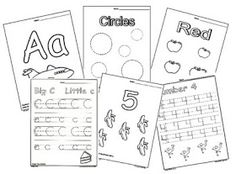 Free printable scissor skill worksheets for curved