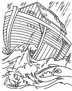 1000+ images about Noah: The Big Flood Children's Ministry
