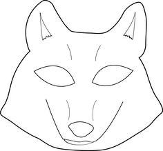 Printable Animal Masks: Pig Mask Printable Pig Mask