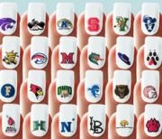 1000 sports nails
