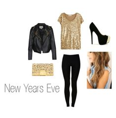 3 This! Perfect New Year's Party Outfit What Are You Doing New