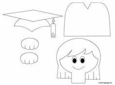 » Printable Graduation Cap For Bulletin Board Nuttin' But