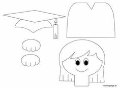 Graduation Pins for Moms to wear at Kindergarten or