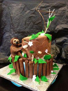 1000 Images About Sloth Ideas Sloth Kake On Pinterest