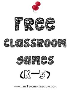 1000+ images about Free Classroom Games on Pinterest