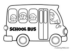 1000+ images about School bus ideas & rules on Pinterest