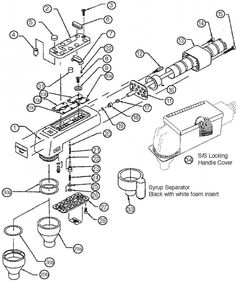 BURNER BOX EXTERIOR ASSEMBLY Diagram & Parts List for