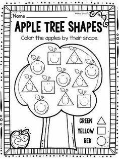 Life Is Sweet....In Kindergarten!: An apple a day